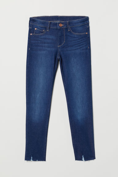 Superstretch Skinny Fit Jeans - Blu denim - BAMBINO | H&M IT