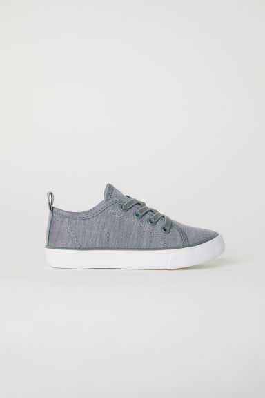 Trainers - Khaki green - Kids | H&M CN