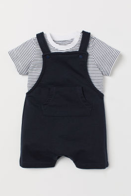 65b415a0b Shop Newborn Clothing Online - Age 0-9 Months | H&M US