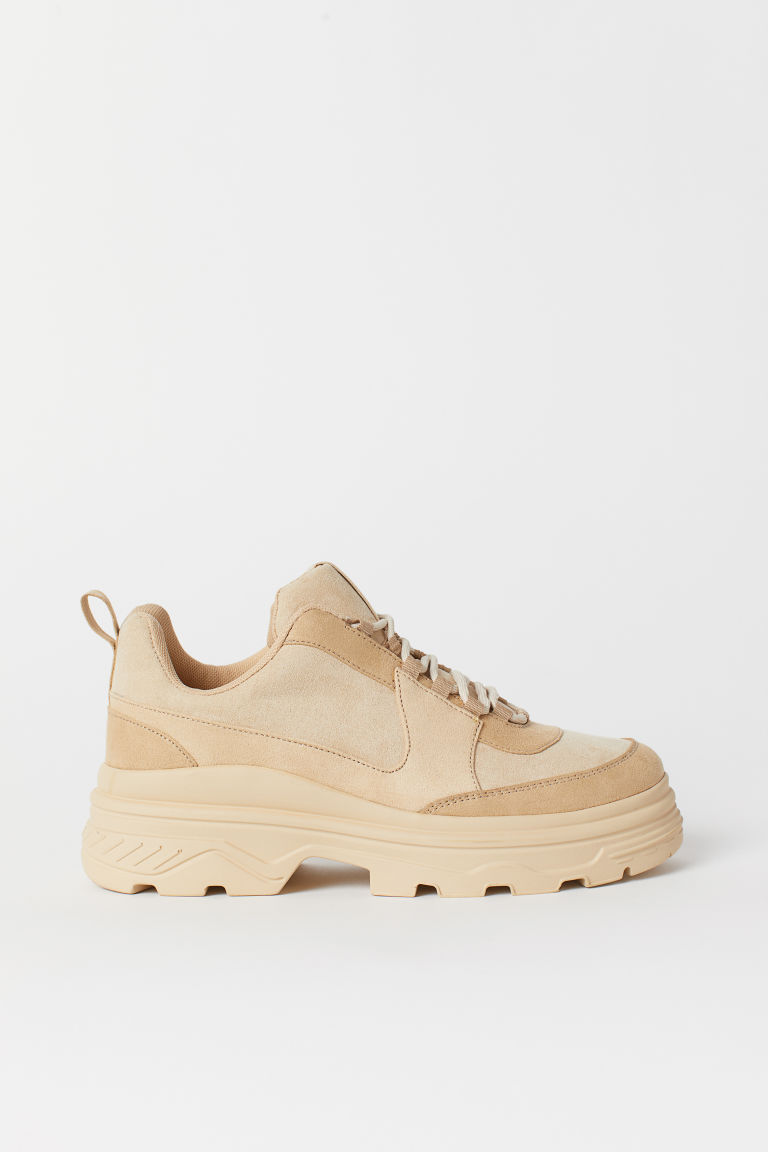 Trainers - Beige -  | H&M GB
