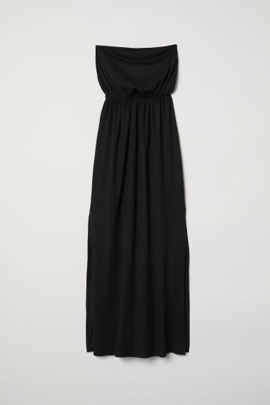 Maxi Dress - Black - Ladies | H&M CA