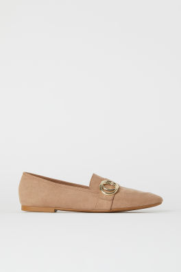 super populaire 45e35 babe6 Ballerines & Chaussures plates | H&M FR