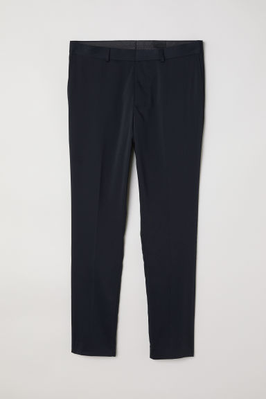 Suit trousers Super skinny fit - Dark blue -  | H&M