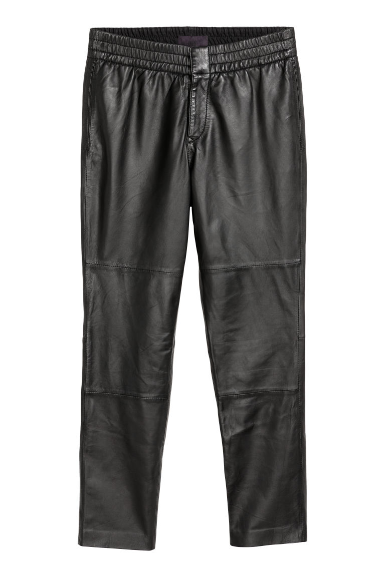 100% quality quarantee purchase genuine best choice Leather trousers