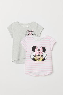 Pack de 2 camisetas de punto e0604e478271