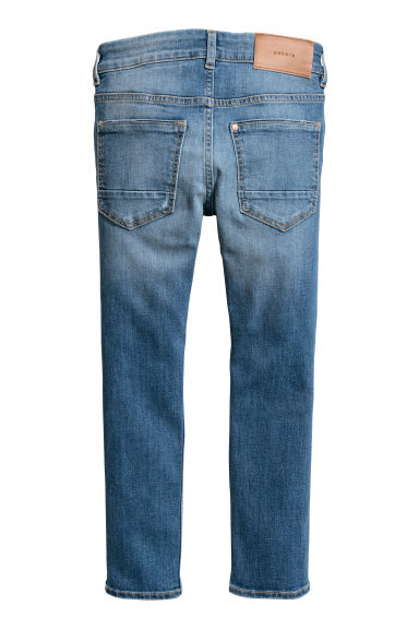 Superstretch Skinny Fit Jeans - Azul denim - NIÑOS | H&M ES