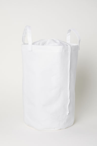 Sac à linge - Blanc - Home All | H&M FR