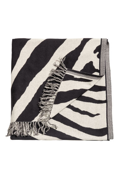 Zebra print - Black/Zebra print - Home All | H&M GB