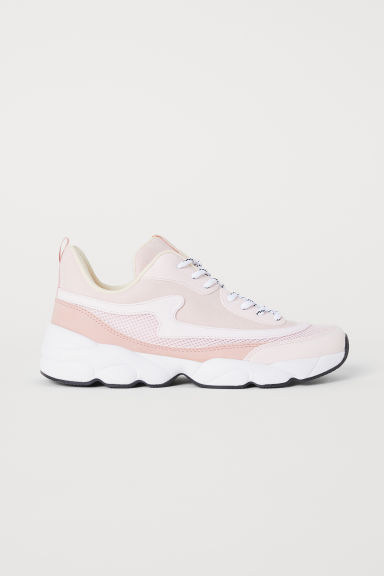 Trainers - Light powder pink -  | H&M