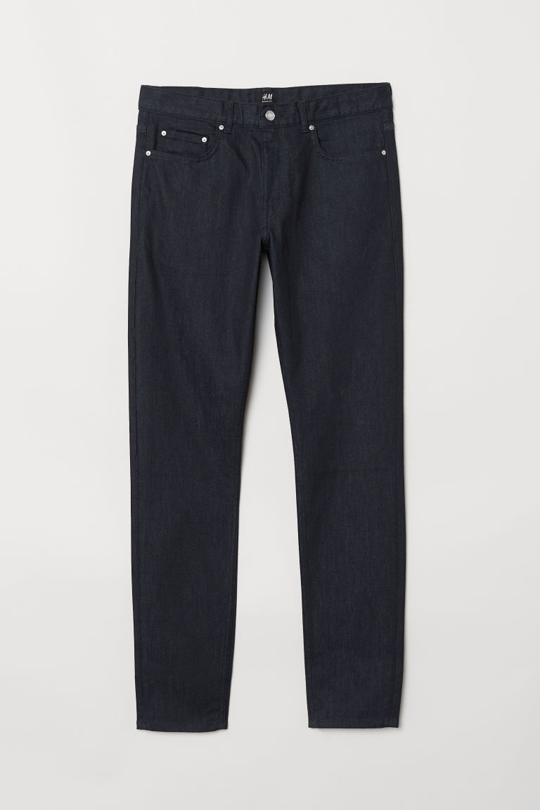 Skinny Jeans - Dark denim blue - Men | H&M IE