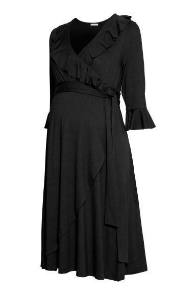 MAMA Dress - Black -  | H&M GB