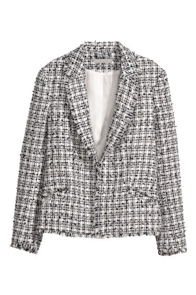 Jacket - Black -  | H&M CN