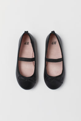 2caaae90a7 Girls Ballerinas and Flats - Shop girls shoes online | H&M US