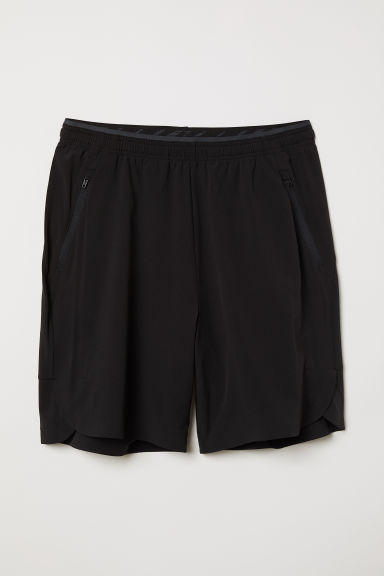 Sports shorts - Black - Men | H&M CN