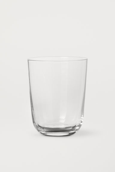 Tumbler - Clear glass - Home All | H&M CN
