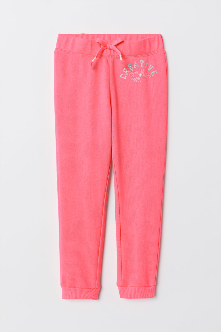 Joggers - Corallo/Creative - BAMBINO | H&M IT