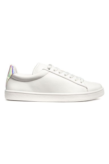 Sneakers - Bianco/metallizzato - DONNA | H&M IT