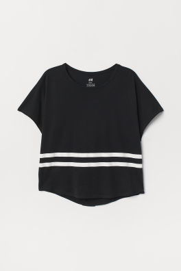 34232f2a5 Tops For Girls 8-14 Years | T-Shirts & Tanks | H&M US