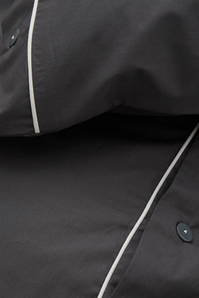 H&M - Funda nórdica con botones - 2