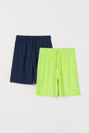 2-pack sports shorts