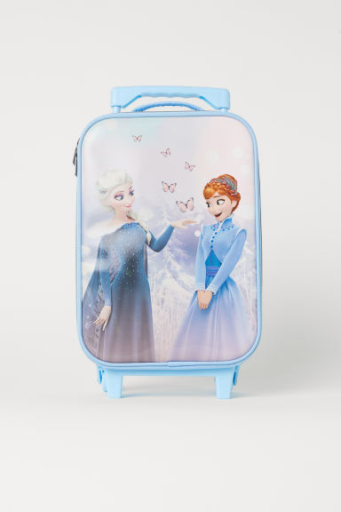 Suitcase - Light blue/Frozen - Kids | H&M CN