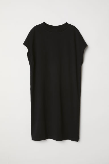 Jersey dress - Black -  | H&M
