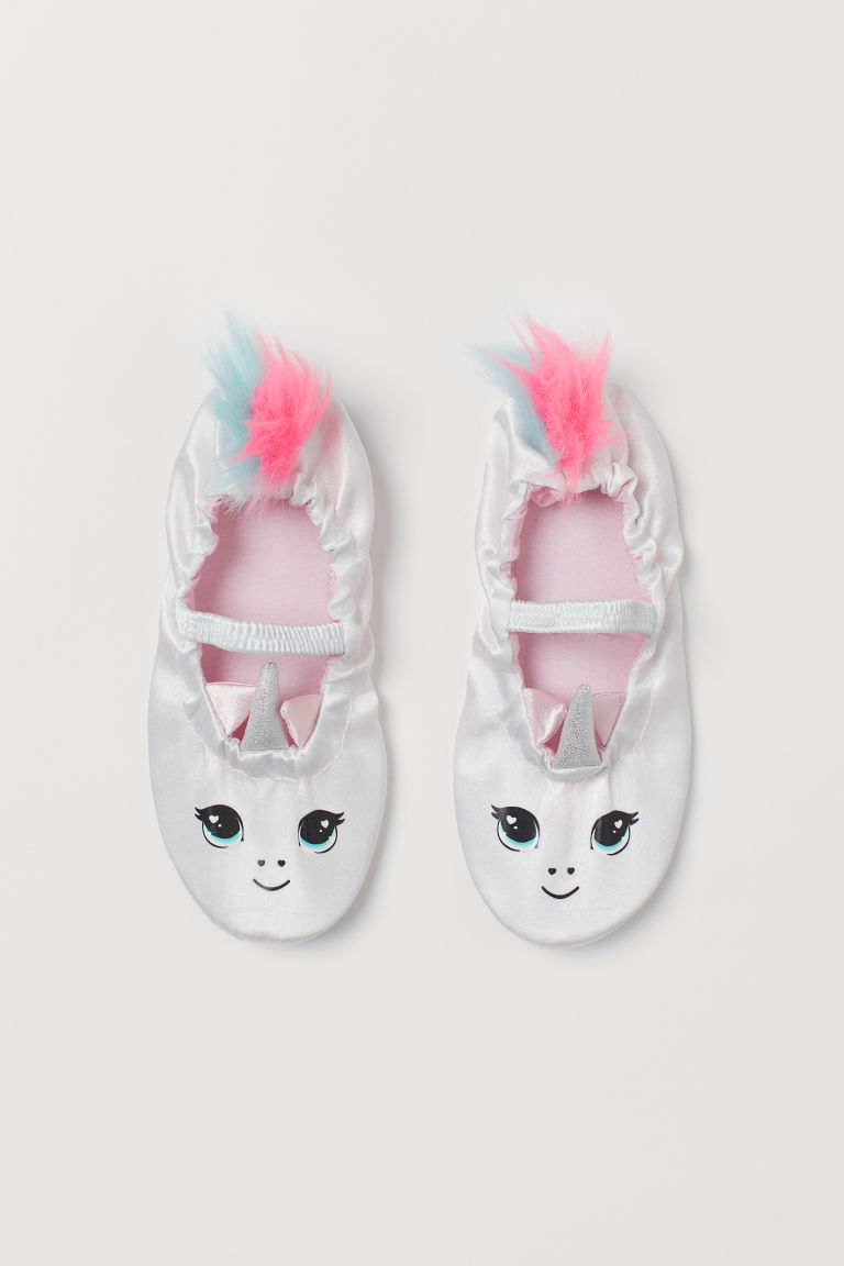 Dance shoes - White/Unicorn - Kids | H&M IN