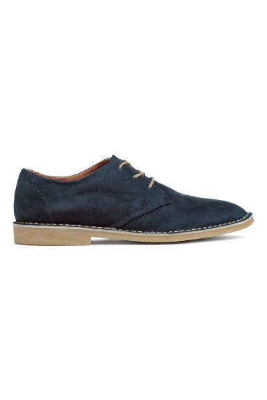 Flats - Dark blue - Men | H&M GB
