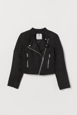 8209f7f6d8a Tøj til piger – str. 134-170 – Shop online   H&M DK