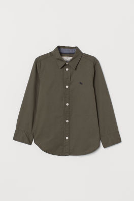 f85e028804ad59 Overhemden | H&M NL