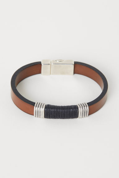 Bracciale - Marrone - UOMO | H&M IT