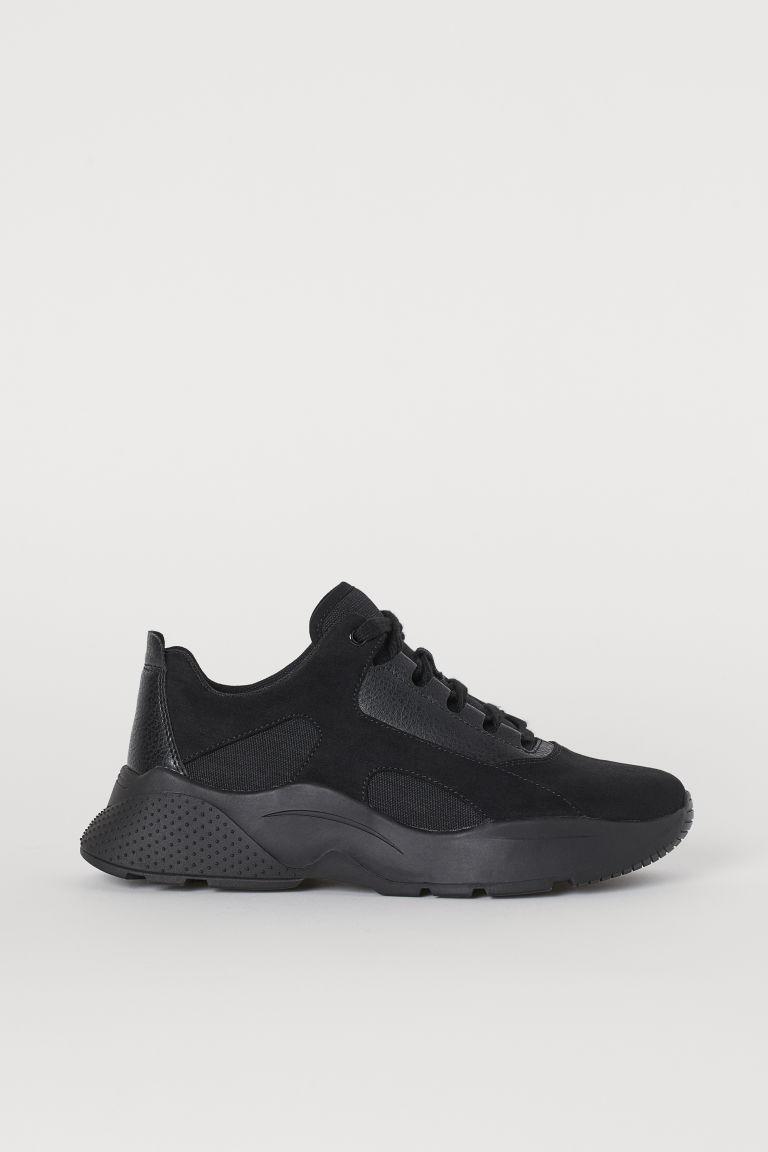 cheaper 5e6e7 4528e Sneaker mit dicker Sohle