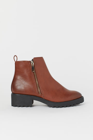 Boots - Brown - Ladies | H&M