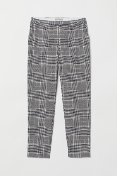 H&M - Pantalón pitillo estampado - 5