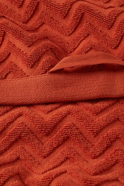 H&M - Jacquard-patterned bath towel - 2