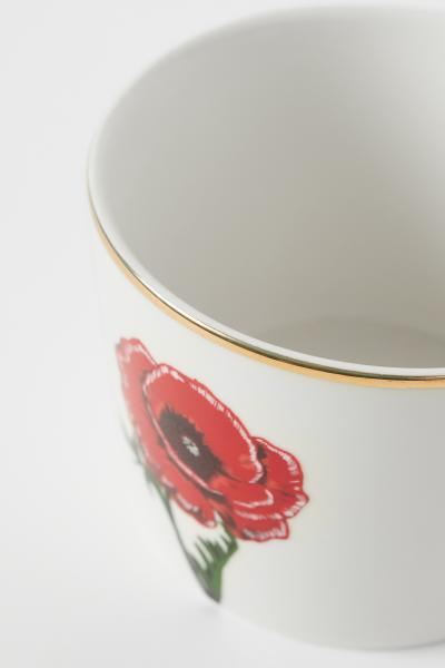 H&M - Porcelain mug with a motif - 3