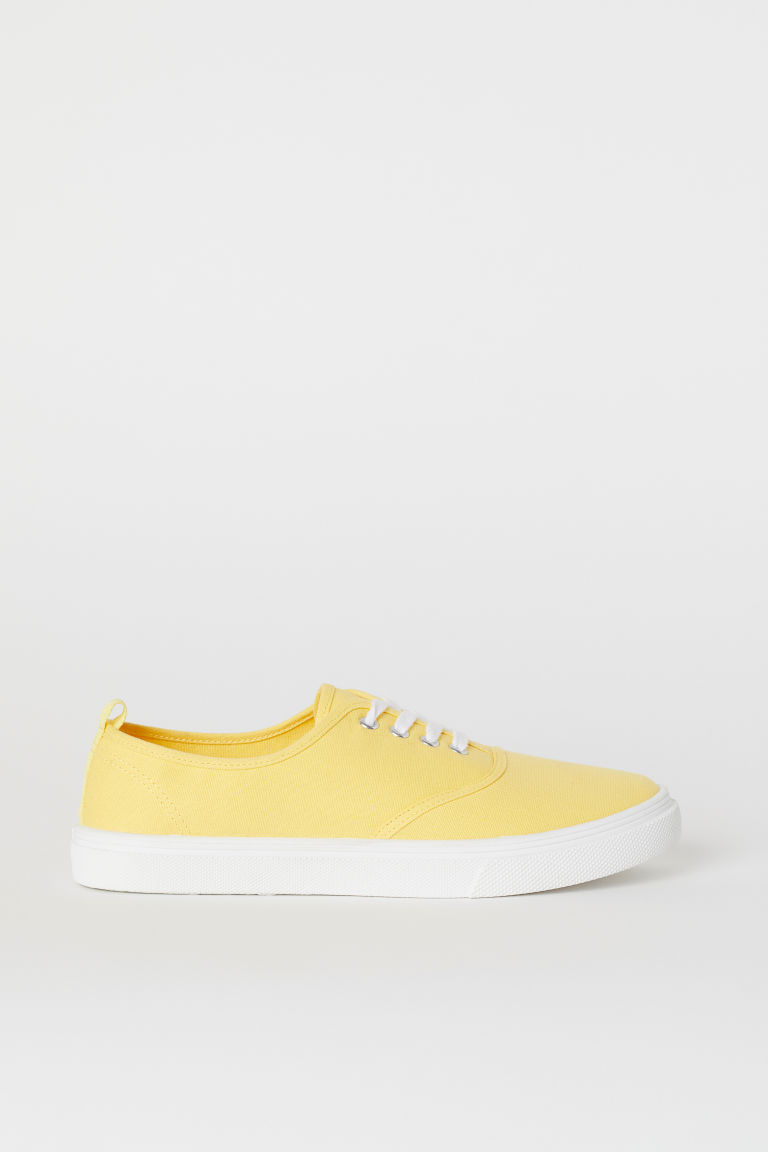 Trainers - Yellow -  | H&M