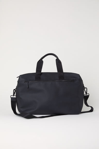 Rubber weekend bag - Black - Men | H&M