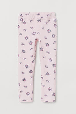 84b08593819f87 SALE - Girls Pants & Leggings 18 months - 10 years | H&M US