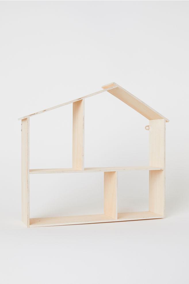 Onwijs Houten boekenplank - Hout - HOME | H&M NL YI-26