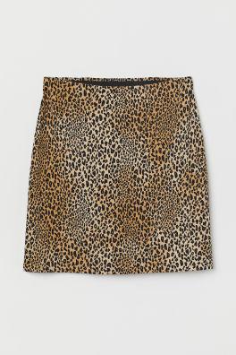 Short Jersey Skirt 1808c0bb3