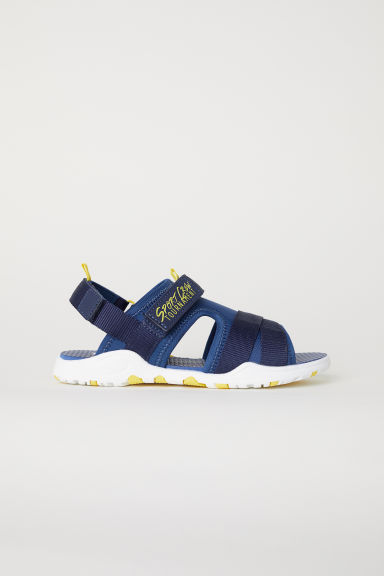Sandals - Dark blue - Kids | H&M CN