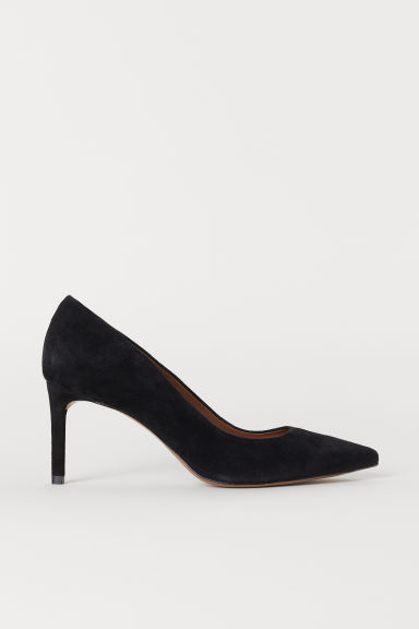 Court shoes - Black - Ladies | H&M CN