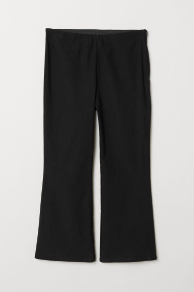H&M+ Ankle-length trousers - Black - Ladies | H&M