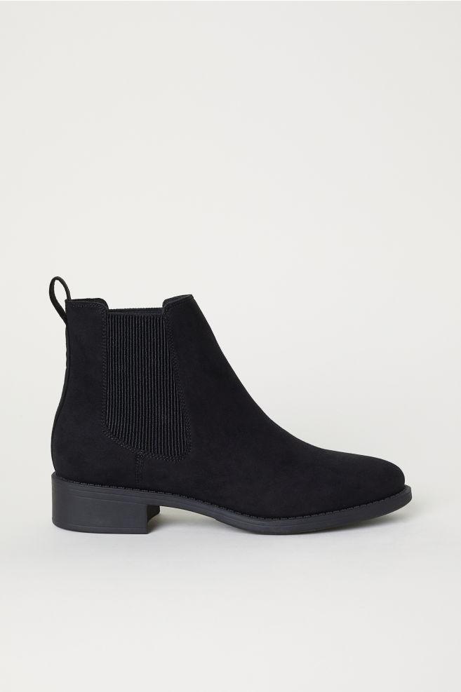 3cc82faa2afb Chelsea Boots - Black - Ladies