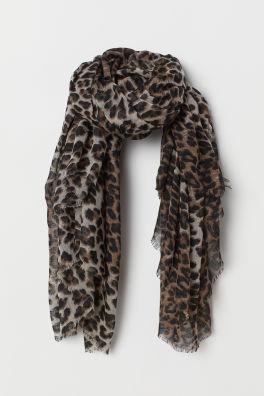de605b684 Scarves For Women | Silk & Winter Scarves | H&M IN
