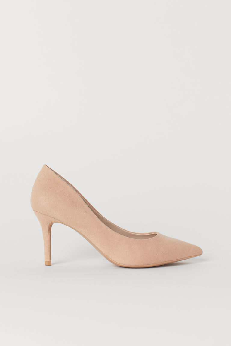 Court shoes - Powder pink - Ladies | H&M