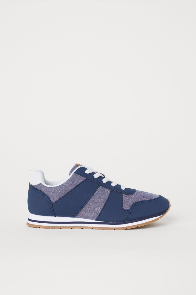 08a1de0cd83 Sneakers - Donkerblauw - | H&M ...