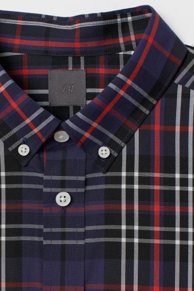 H&M - Camisa de cuadros Regular fit - 6