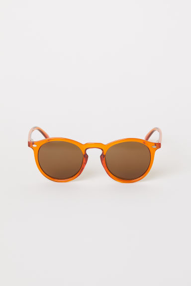 Sunglasses - Orange - Men | H&M CN